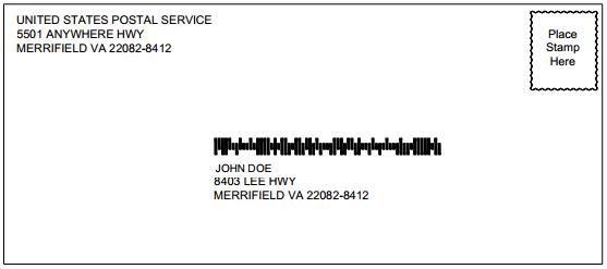 USPS Intelligent Mail Barcodes
