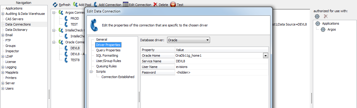 Native Database Drivers